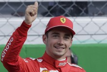 Charles Leclerc Ready To Put Ferrari Woes And COVID Behind Him