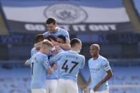 Manchester City 2-1 West Ham: John Stones, Roben Dias Put Record-breaking Citizens 13 Points Clear