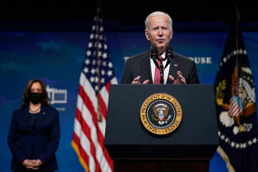 'You Can't Act With Impunity. Be Careful': Joe Biden's Message To Iran