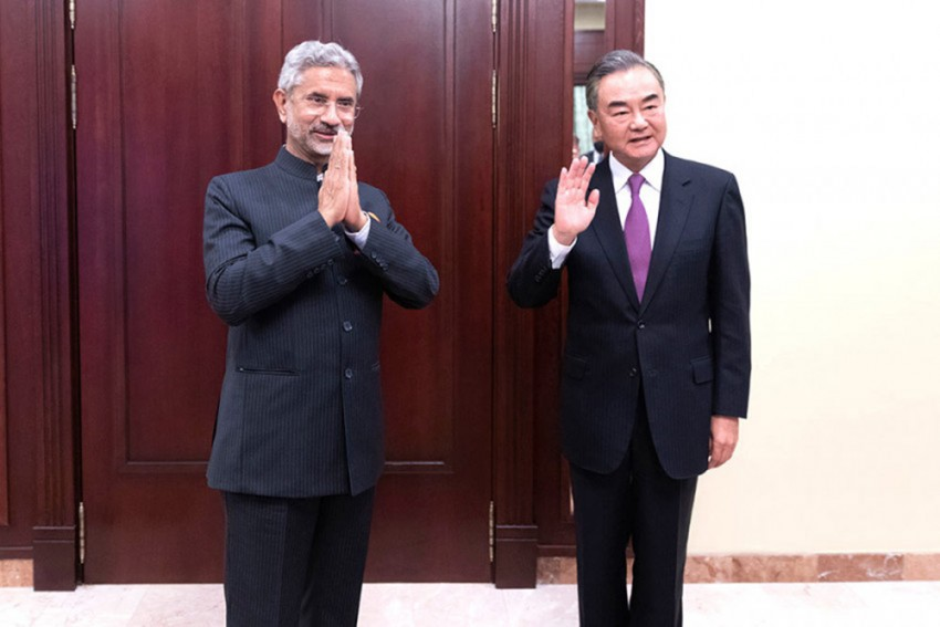 Indo-China Ties: Jaishankar Urges For Disengagement 'At All Fraction Points In Ladakh'