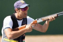 Indian Men's Skeet Team Wins Bronze Medal In ISSF World Cup