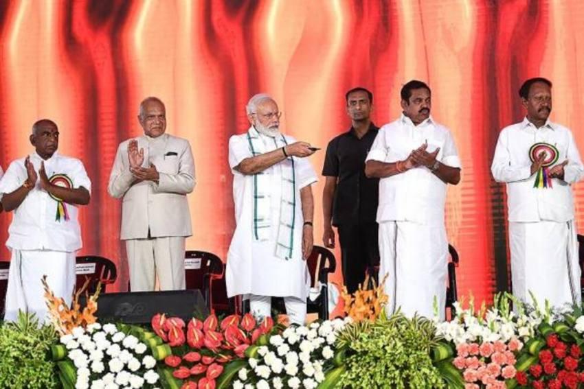 Tamil Nadu Assembly Polls: AIADMK-BJP Commence Seat-Sharing Talks