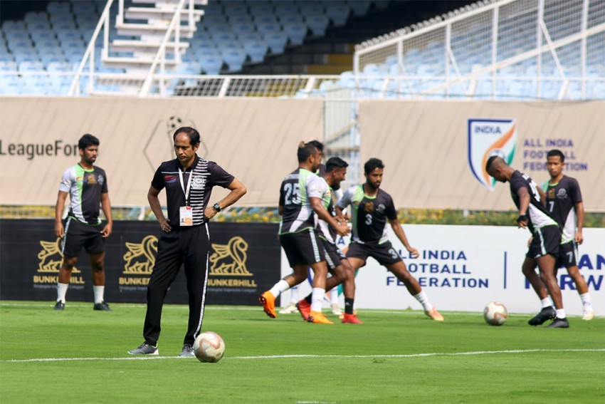 Mohammedan Sporting Vs Real Kashmir, Live Streaming: When And Where To Watch I-League Match