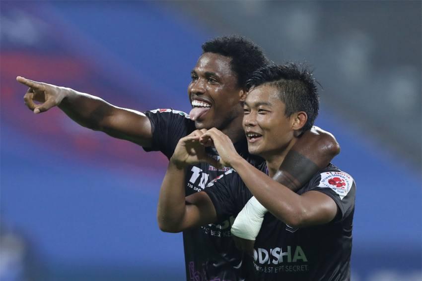 ISL 2020-21: Odisha FC Down SC East Bengal In 11-goal Thriller