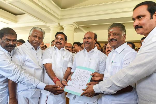 Tamil Nadu Assembly Polls: AIADMK Confirms Alliance With PMK