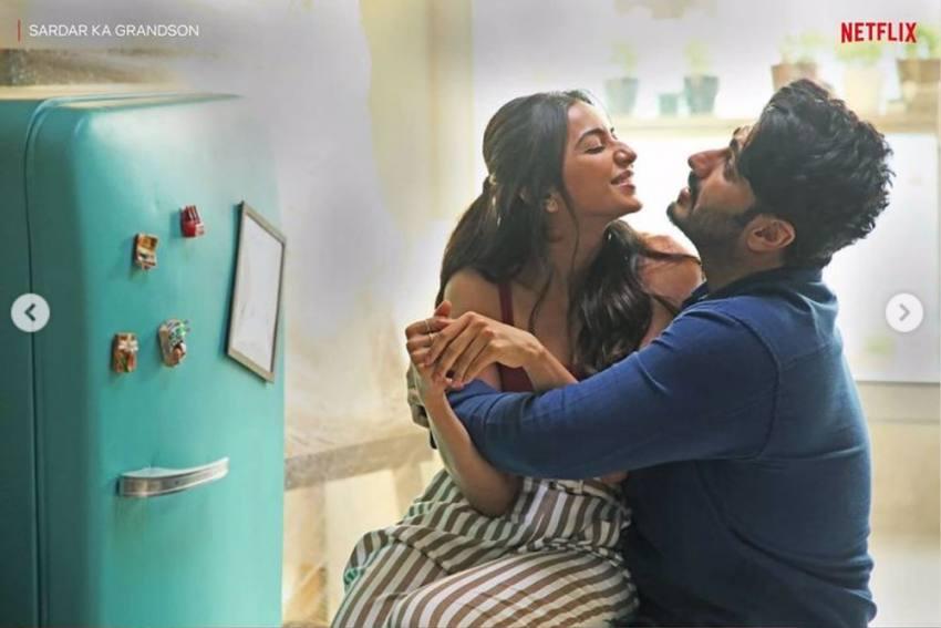 Arjun Kapoor-Starrer 'Sardar Ka Grandson' To Launch On Netflix