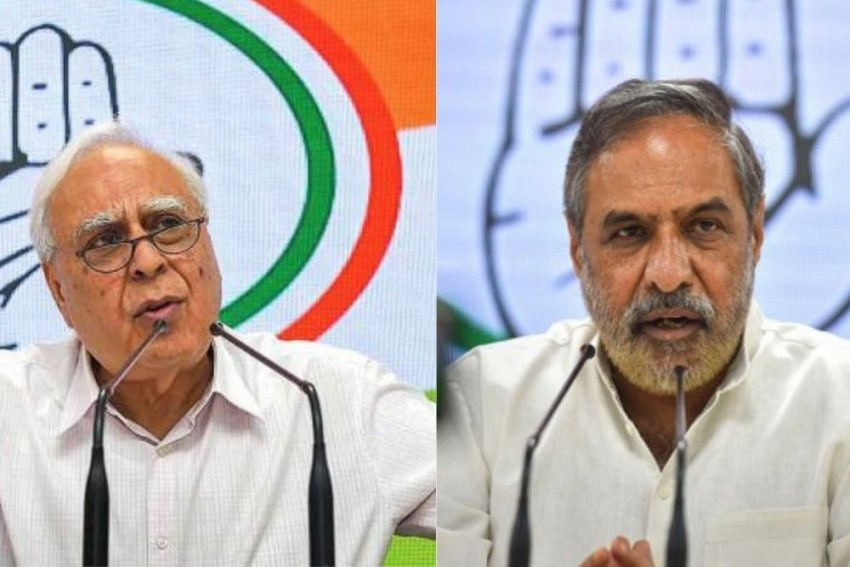 Congress Getting Weak, Have Seen Better Days: G23 Dissenters Hold Meeting In Jammu
