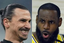 'I Would Never Shut Up About Things That Are Wrong: LeBron James Responds To Zlatan Ibrahimovic's Criticism