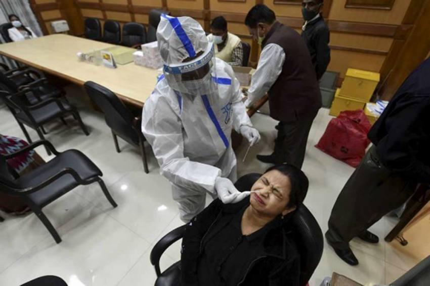 63 Fresh Cases Spark Covid Scare In Himachal Pradesh