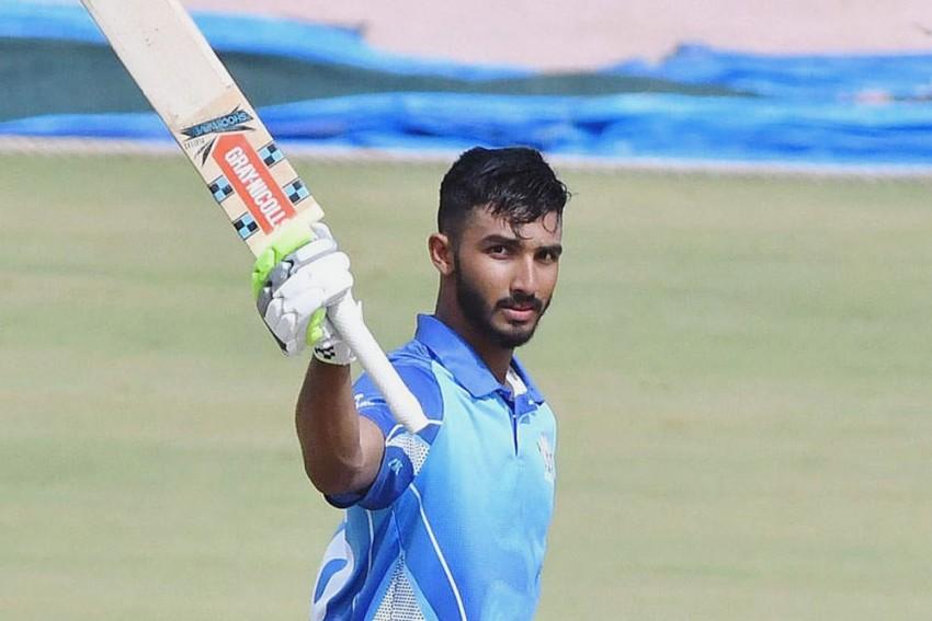 Vijay Hazare Trophy, Group C: No Stopping Devdutt Padikkal As Karnataka Seal Last-8 berth