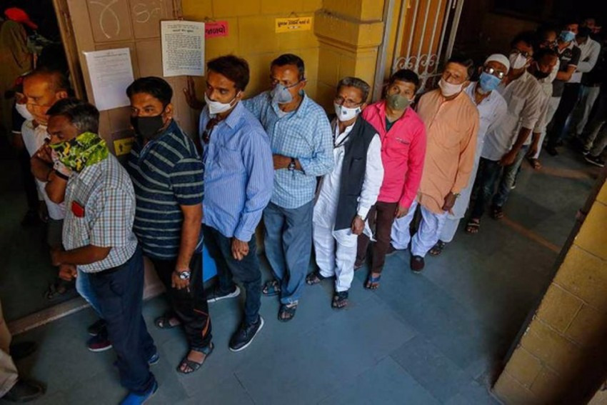 Voting For Local Body Polls Begins In Gujarat On Sunday