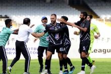 I-League: Mohammedan Sporting Beat Real Kashmir 2-0
