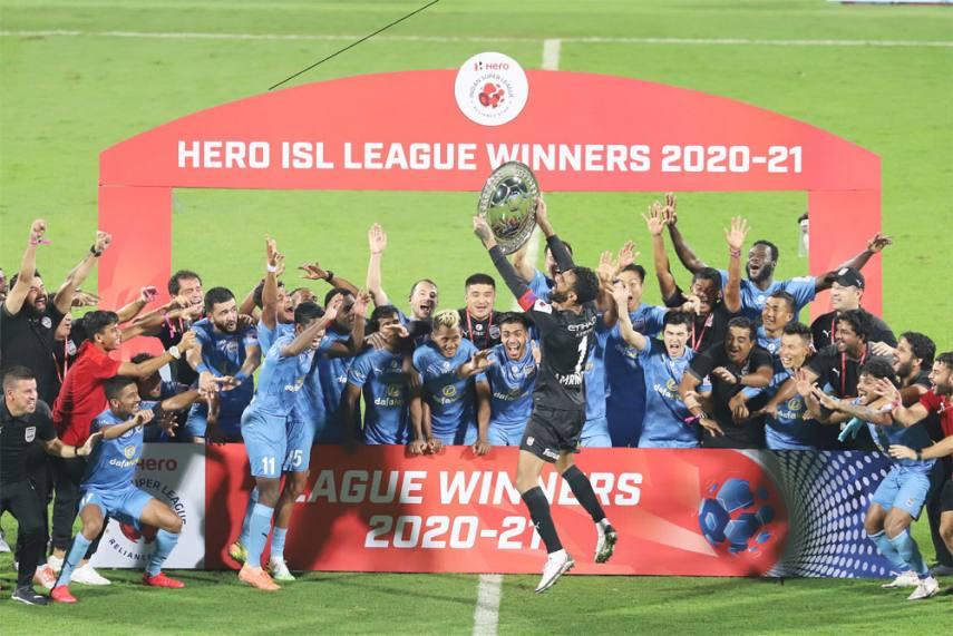 ISL 2020-21: Mumbai City Beat ATK Mohun Bagan To Win League Winners Shield, Book AFC Champions League Spot