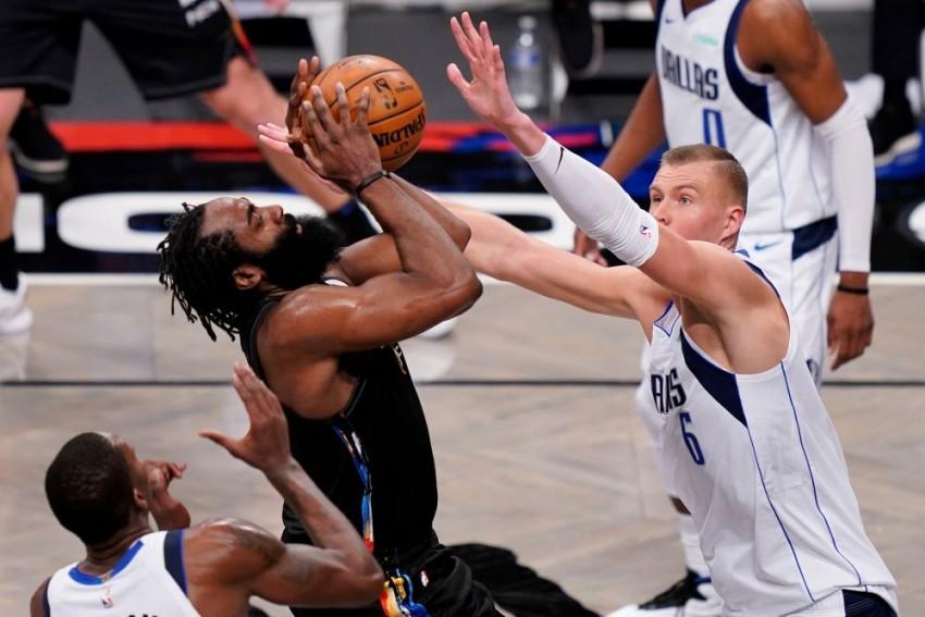 NBA: Mavs Snap Nets' Eight-game Winning Streak, Embiid Scores 42 But 76ers Lose In OT