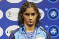 Vinesh Phogat Returns To Mat With Gold In Kiev, Pins Rival In Final