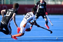 Indian Men's Hockey Team Maul Germany 6-1 In Return To International Action