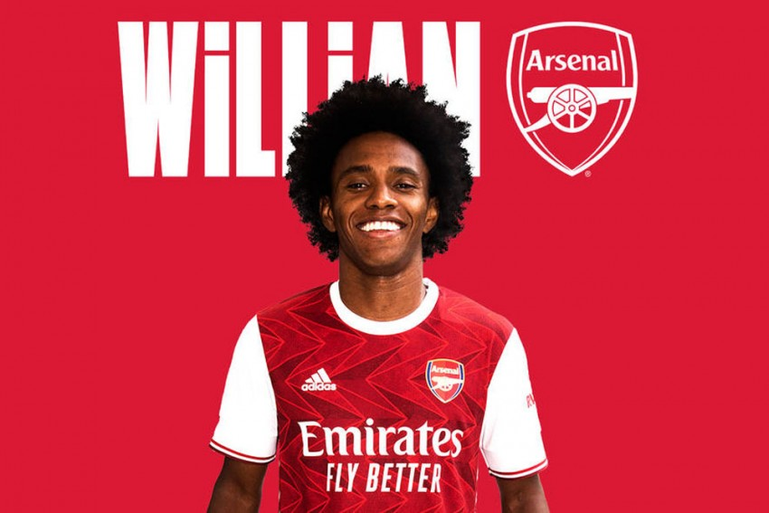Arsenal 'Expected Many More Things' From Willian, Says Manager Mikel Arteta