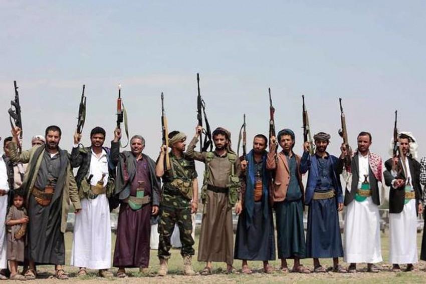Saudi Arabia Says It Intercepts Missile Attack Over Capital Riyadh, Blames Houthis In Yemen