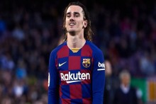 Barcelona Boss Ronald Koeman: Antoine Griezmann Omission Against Sevilla 'Not A Punishment'