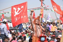 Left-Congress-ISF's 'Join Front' Kicks Of 2021 Assembly Poll Campaign In Kolkata