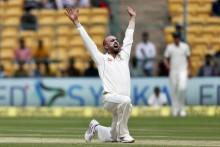 Australia Spinner Nathan Lyon Slams Critics For 'Crying' Over Motera Pitch