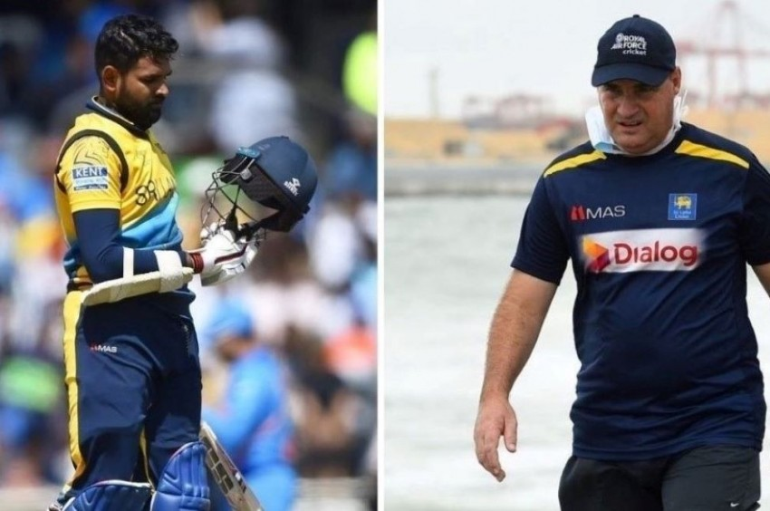 Sri Lanka Coach Mickey Arthur, Batsman Lahiru Thirimanne Test Positive For COVID-19
