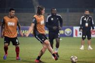 Real Kashmir Seek Win Against Arrows To Rise In I-League Table