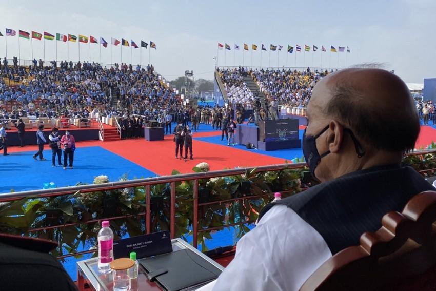 Plan To Spend USD 130 Billion On Defence Modernisation: Rajnath Singh At Aero India