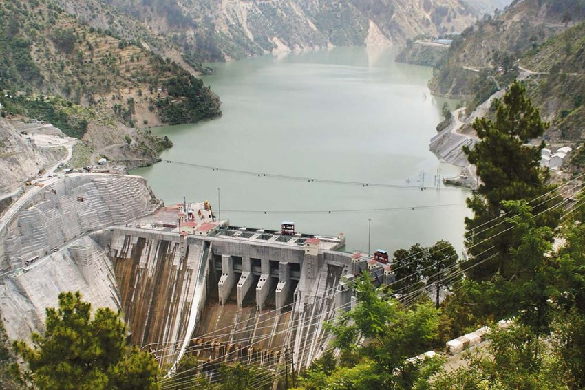 Valley Of Dams