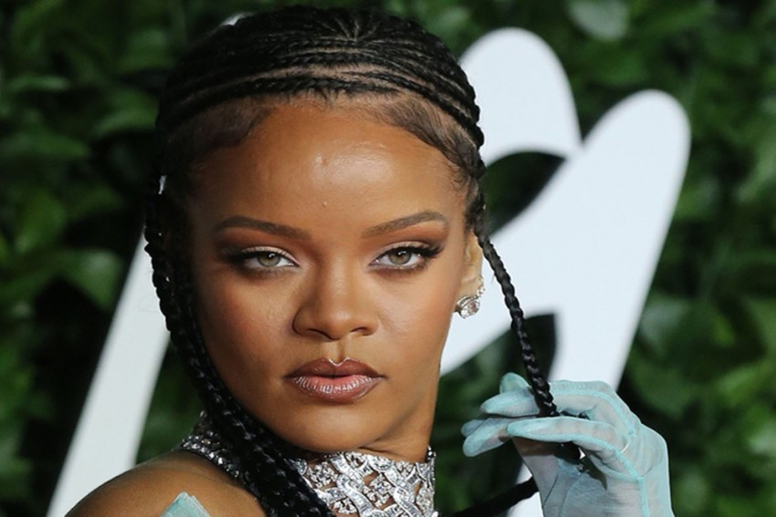 Singer Rihanna Extends Support To Farmers' Protest; Questions Internet Ban