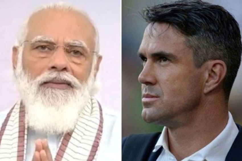 'Glad To See Your Affection Towards India', Says Prime Minister Narendra Modi To Kevin Pietersen