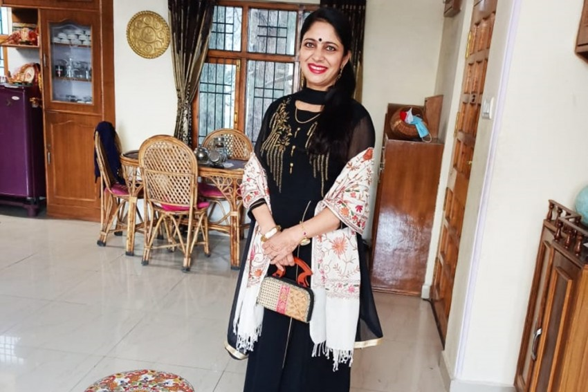 Meet Kalpana, Whose 'Jadu Ki Jhappi' Does Wonders To Cancer Patients