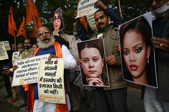 Farmers' Protest: Former Adult Film Star Mia Khalifa Reiterates Support