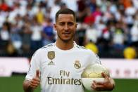 Eden Hazard To Recover In Two Or Three Weeks, Says Real Madrid Boss Zinedine Zidane