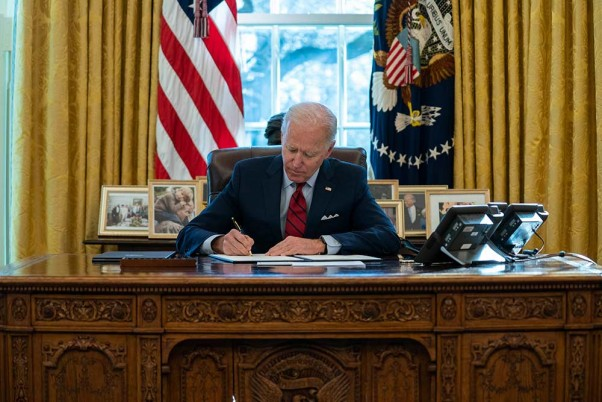 US President Joe Biden To End US Support For Saudi-Led Offensive Operations In Yemen