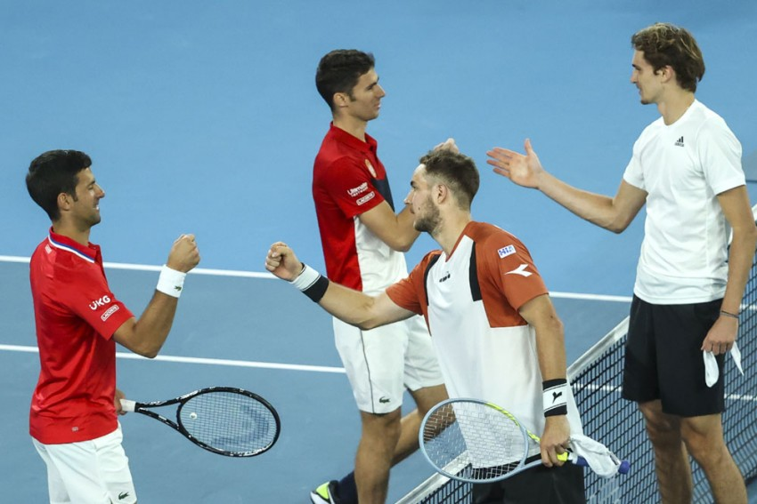 ATP Cup: Novak Djokovic Hurting As Germany Edge Out Serbia, Rafael Nadal Could Return For Spain