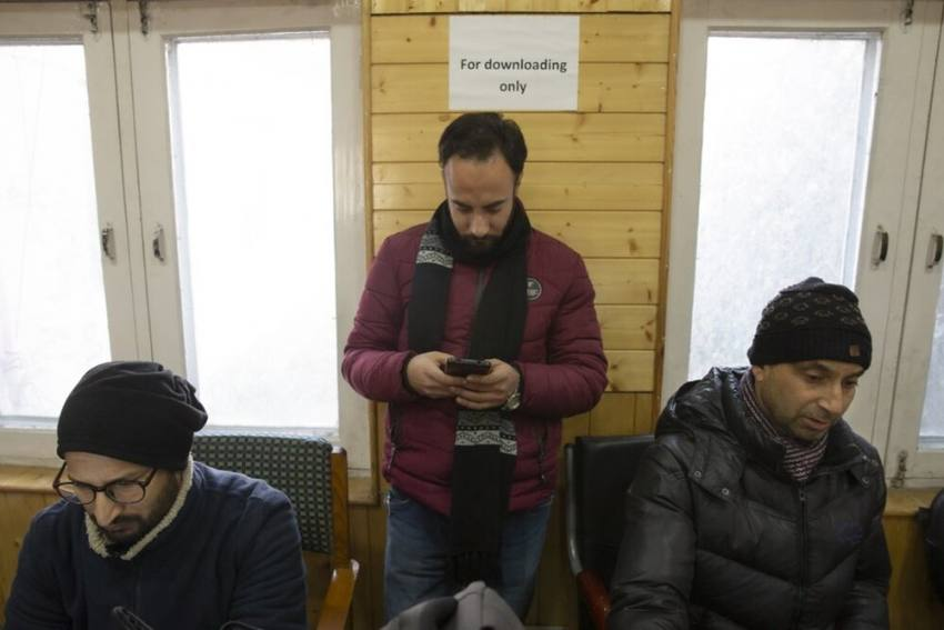 Government To Restore 4G Internet In Jammu And Kashmir