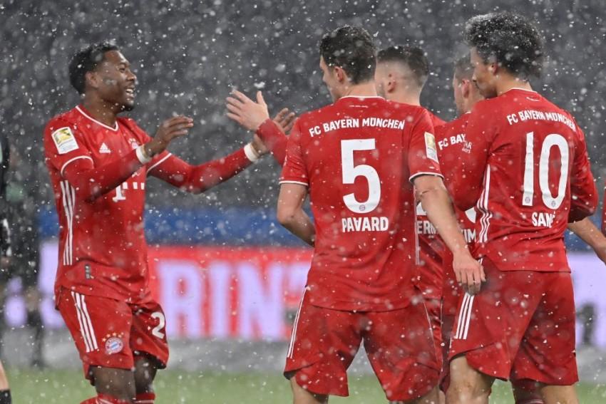Hertha Berlin 0-1 Bayern Munich: Kingsley Coman Seals Bundesliga Win Before Qatar Trip