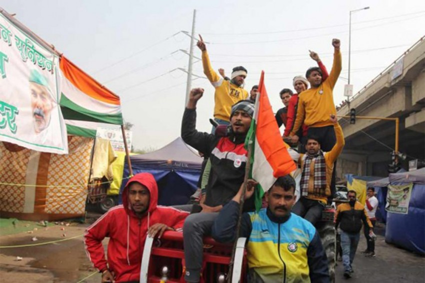Farmers' Protests: Delhi Police Writes To Google, Seeks Details Of 'Toolkit' Creators