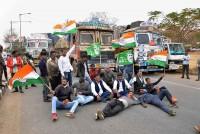 Farmers Protest: 'Chakka Jam' Goes Easy On Public But Tough On Govt