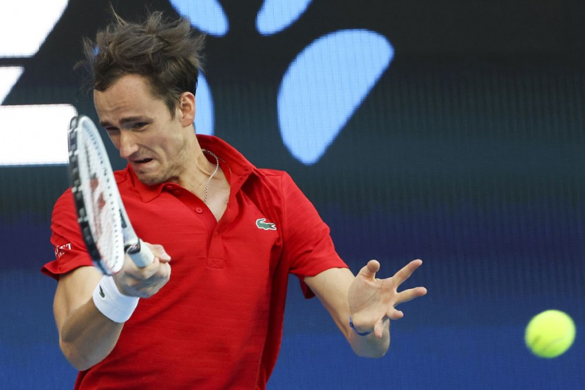 ATP Cup: Daniil Medvedev Sends Russia Into First Final, Meet Italy