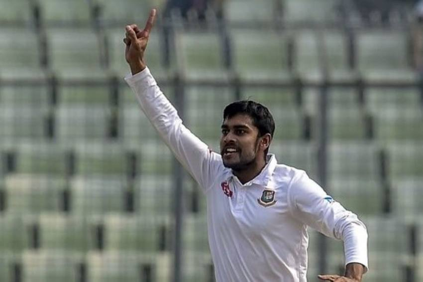 BAN Vs WI, 1st Test, Day 4: West Indies Reach 110/3 At Stumps, Need 285 To Win Against Bangladesh - Highlights