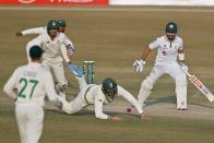 PAK Vs SA, 2nd Test: Pakistan In A Spin But In Charge Against South Africa - Day 3 Report