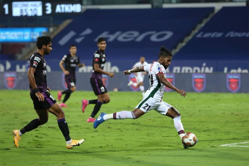 ISL 2020-21: ATK Mohun Bagan Thash Odisha FC 4-1 - Match 84 Report
