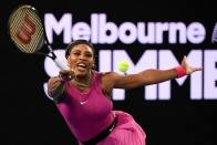 Australian Open: Serena Williams Admits She Will Be Dealing With Shoulder Injury In Melbourne