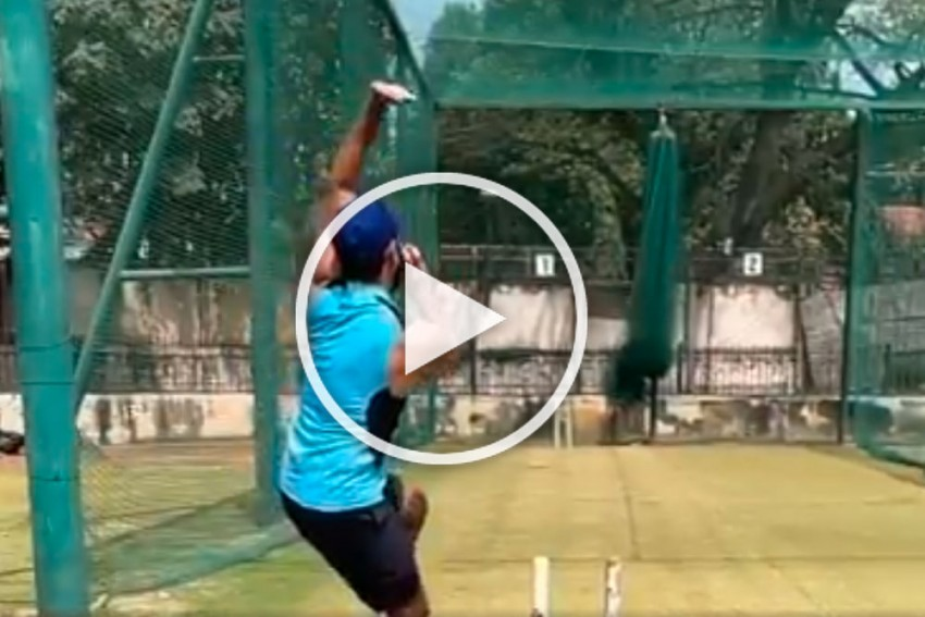 Mohammed Shami Resumes Training, May Be Available For 3rd Test Against England - VIDEO
