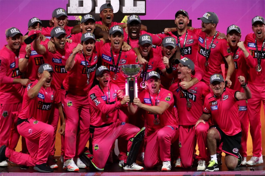 BBL Final: James Vince Powers Sydney Sixers To Third Title, Beat Perth Scorchers By 27 Runs