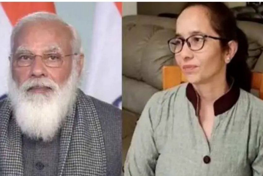 PM's Niece Sonal Modi Fails To Get BJP Ticket To Contest Ahmedabad Civic Polls