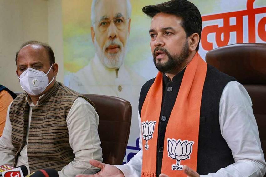 Anurag Thakur Says Government Will Increase MNREGA Spend If Need Arises