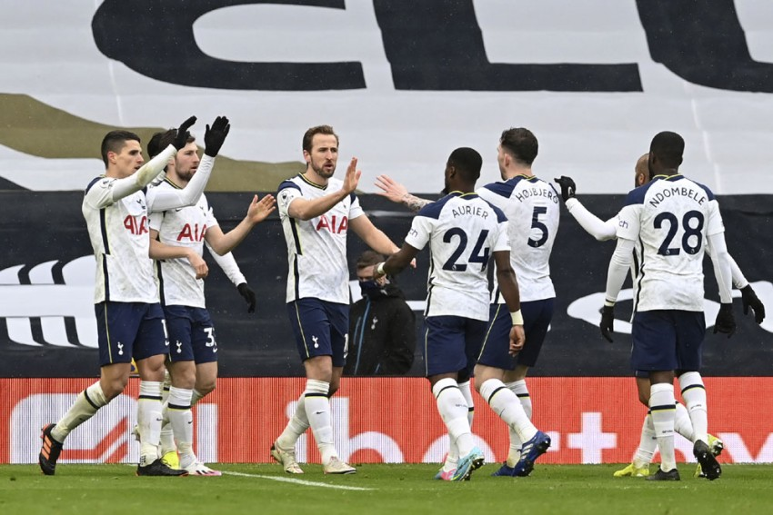Tottenham 2-0 West Brom: Harry Kane Marks Return With Goal As Spurs Get Back To Winning Ways